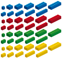 Lego set 02 en couleurs