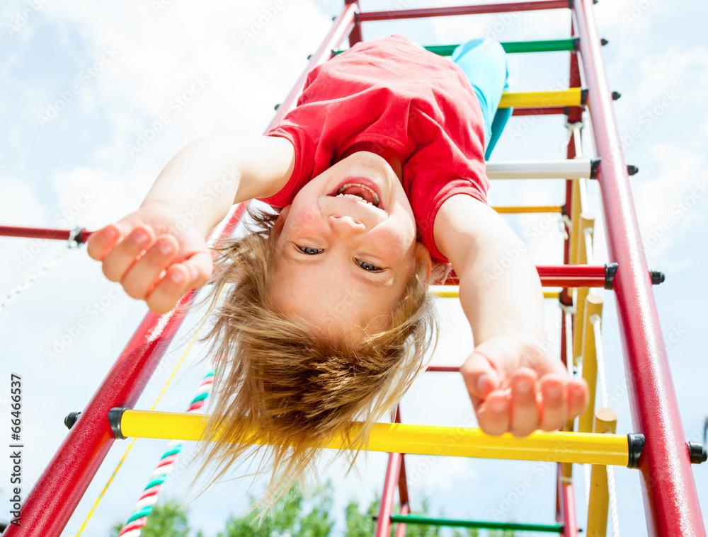 plac zabaw lato dzieci - powiększenie