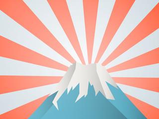 富士山(旭)