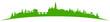 Skyline Südeuropa grün