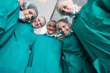 Surgeon team