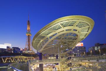 Oasis 21 and Nagoya TV Tower