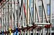 Scaffolding in street - 66469940
