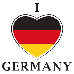 I love Germany.