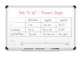 Fototapety English grammar - verb