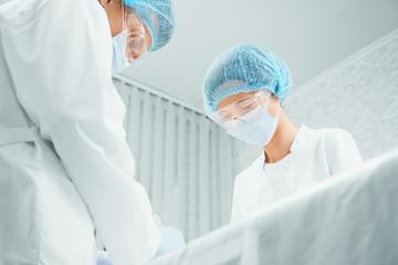 Teamwork surgeons