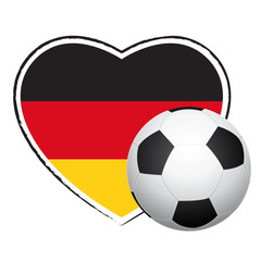 German football.