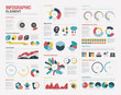 Big set of infographics elements - 66472948
