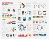 Big set of infographics elements - 66472948