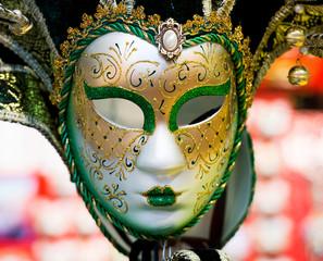 enetian carnival mask
