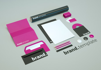 corporate design template