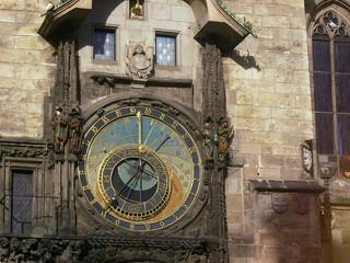 Историческое здание в Праге