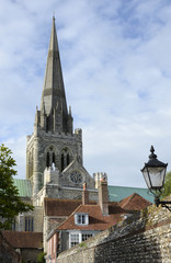 Chichester Cathedral. Sussex. England