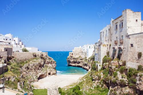 Polignano a mare, Southern Italy