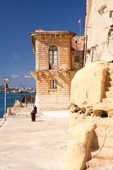 Lascaris area, Valletta, Malta