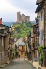 Village de Najac, Aveyron