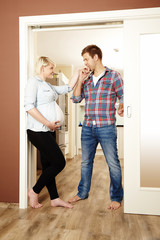 Pregnancy and love