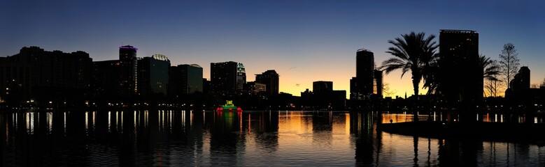 Orlando silhouette