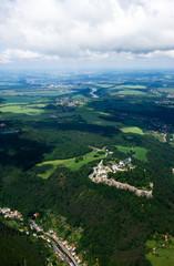 Festung Königstein, Sachsen, Deutschland