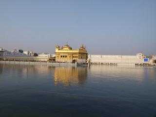 Golden Temple de los sijs en Amritsar
