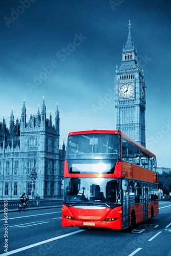 Bus in London - 66493908