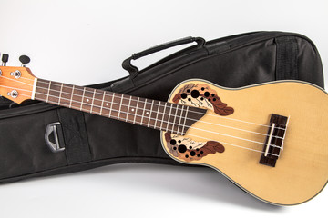 Ukulele with Bag