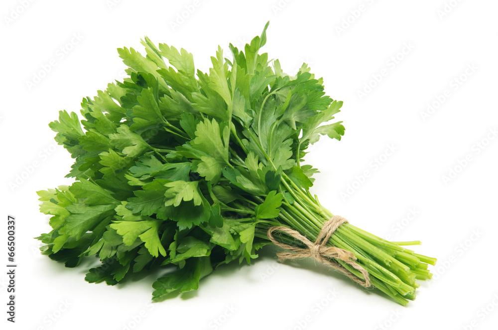 zielony ziołowy organiczny - powiększenie