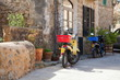 canvas print picture - Mallorca Deia