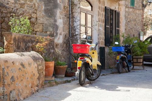 canvas print picture Mallorca Deia