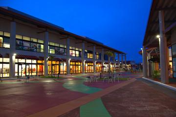 Shopping mall in Okinawa