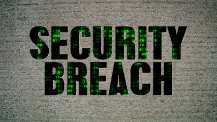 Security Breach Crumbling Wall Code Matrix