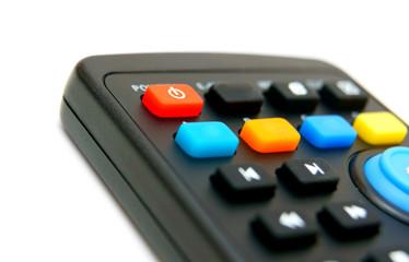 The panel remote.