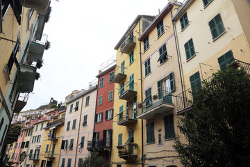 Riomaggiore, Italy, Cinque Terre, UNESCO World Heritage Sites