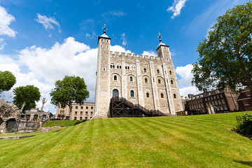 White Tower, London - England