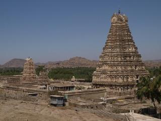 Hampi (India), patrimonio de la Humanidad
