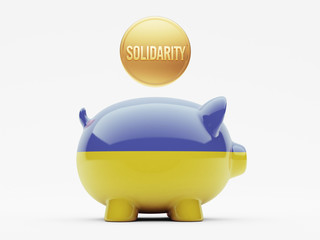 Ukraine Solidarity Concept