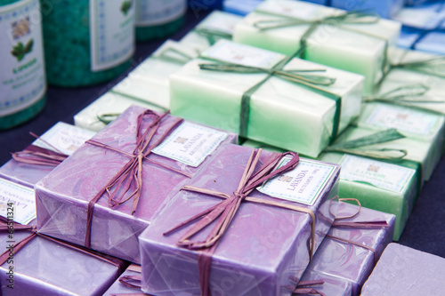 handmade soap - 66511324