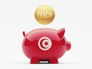 Tunisia Teach Concept