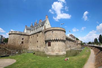 France / Nantes - Château des ducs de Bretagne