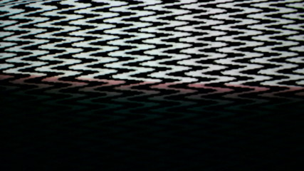 Detuned TV screen. Tv noise as background. 1920x1080, full hd