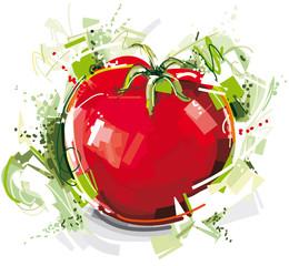 Sketchy Tomato