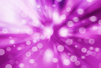 Abstract background of purple lighting.