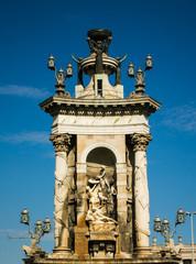 Barcelona Plaça d'Espanya