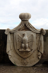 Napoleon I, coat of arms