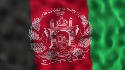 Fahne Flagge Nationalflagge Nationalfahne Afghanistan