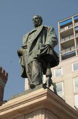 statua di raffaele rubattino