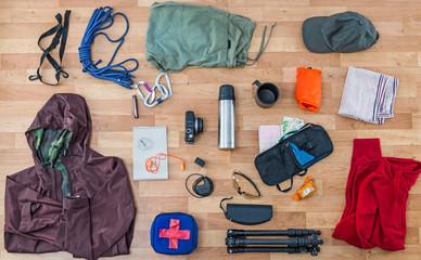 travel equipment