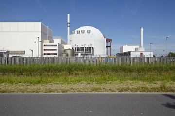 Brokdorf - Kernkraftwerk