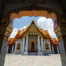 Wat Benjamabophit-The Marble Temple, Bangkok, Thailand