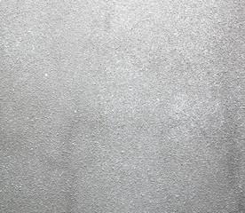Rough plaster walls